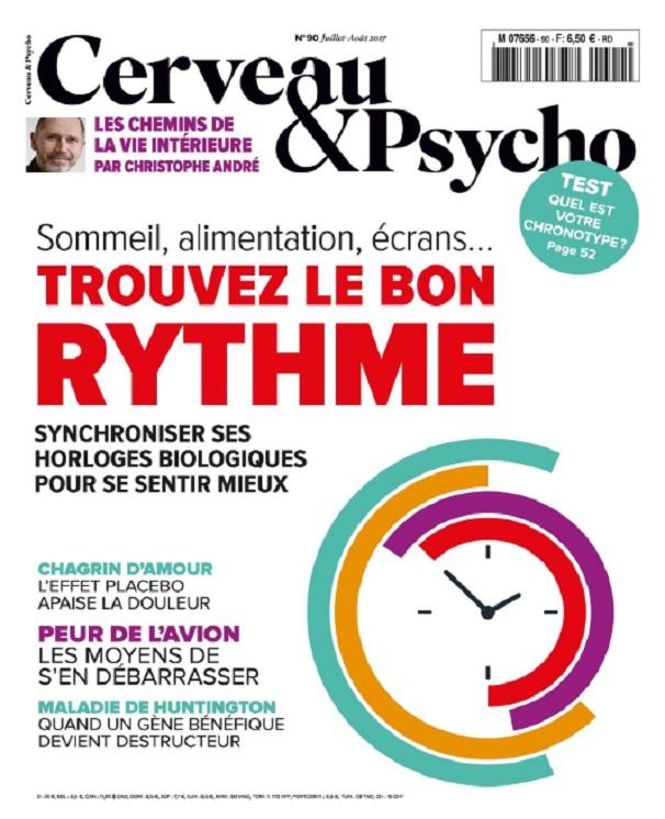 télécharger Cerveau & Psycho N°90 - Juillet-Aout 2017