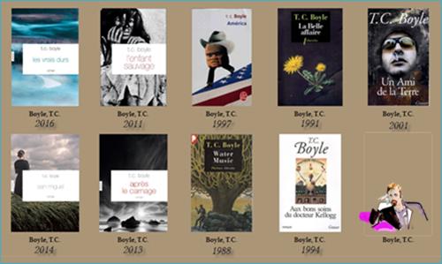 Boyle, T.C. - Pack FR - romans et nouvelles