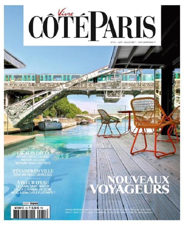 télécharger Vivre Côté Paris N°51 - Juin-Juillet 2017