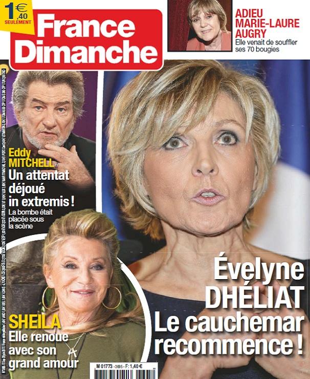télécharger France Dimanche N°3695 Du 23 au 29 Juin 2017