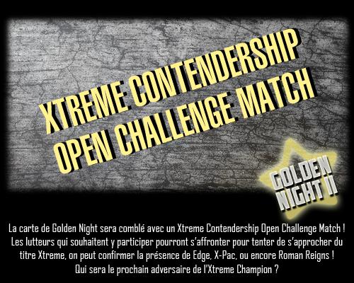 2-Xtreme Contendership