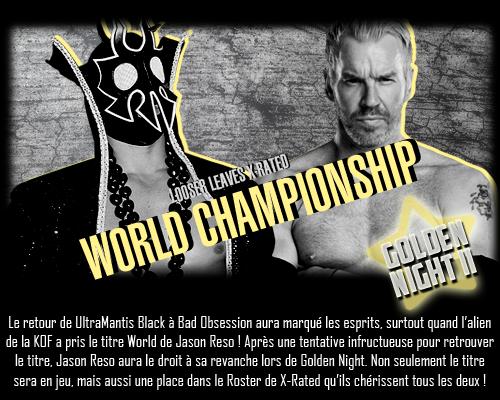 11-World Title