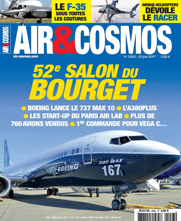 télécharger Air et Cosmos N°2553 Du 23 Juin 2017