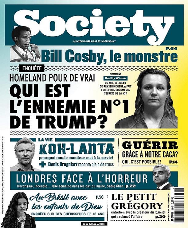 télécharger Society N°59 - Juin-Juillet 2017