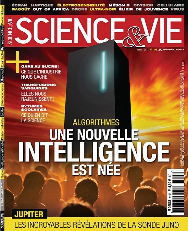 télécharger Science et Vie N°1198 - Juillet 2017