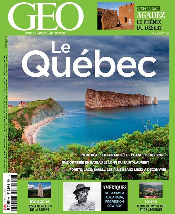 télécharger Geo N°461 - Juillet 2017