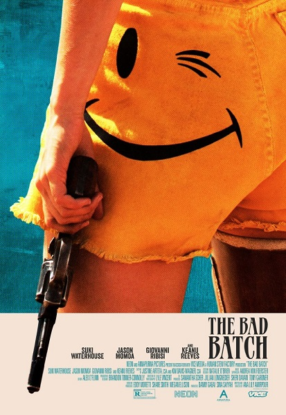 Outsiderka / The Bad Batch (2016) PL.BDRip.x264-KiT / Lektor PL