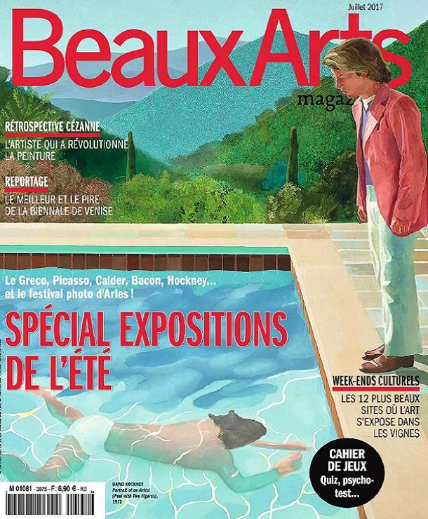 télécharger Beaux Arts Magazine N°397 - Juillet 2017