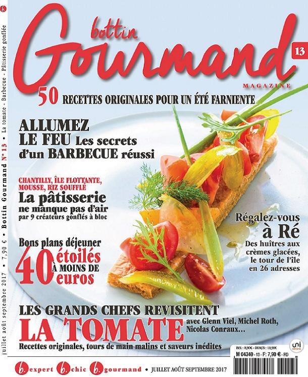 télécharger Bottin Gourmand Magazine N°13 - Juillet-Septembre 2017