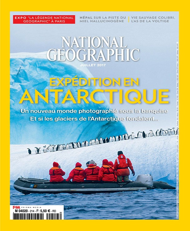 télécharger National Geographic N°214 - Juillet 2017