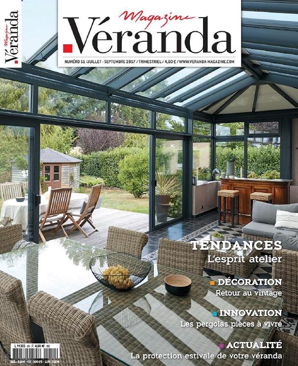 Veranda Magazine N°51 - Juillet-Septembre 2017