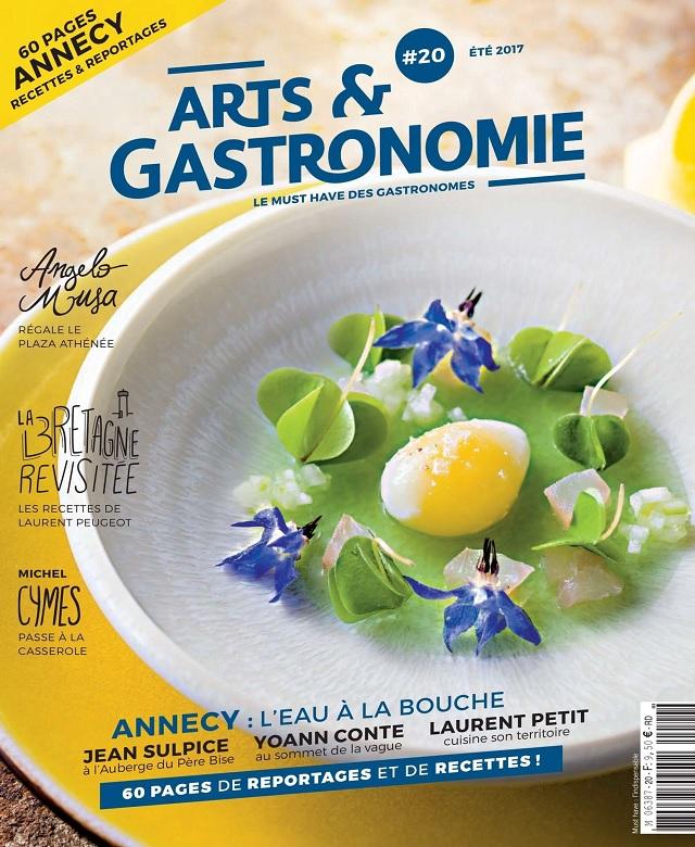 télécharger Arts et Gastronomie N°20 - Été 2017