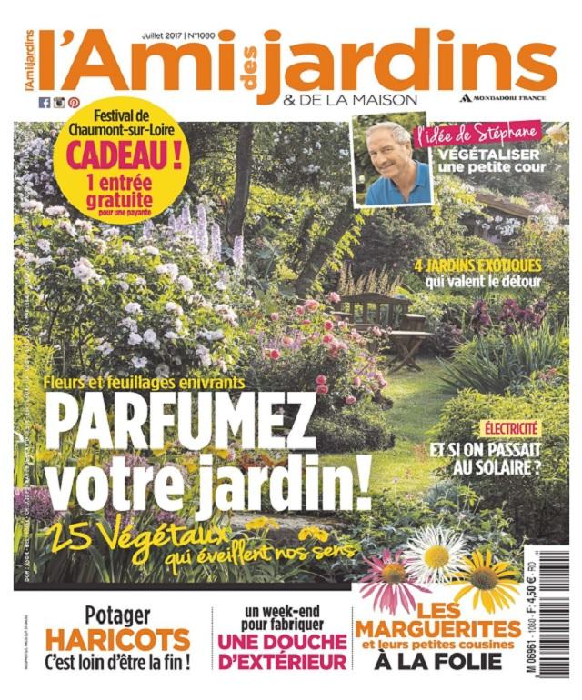 télécharger L'Ami Des Jardins N°1080 - Juillet 2017