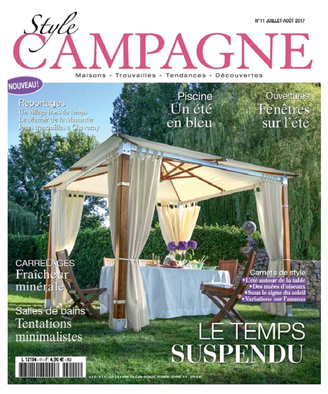 Style Campagne N°11 - Juillet-Aout 2017
