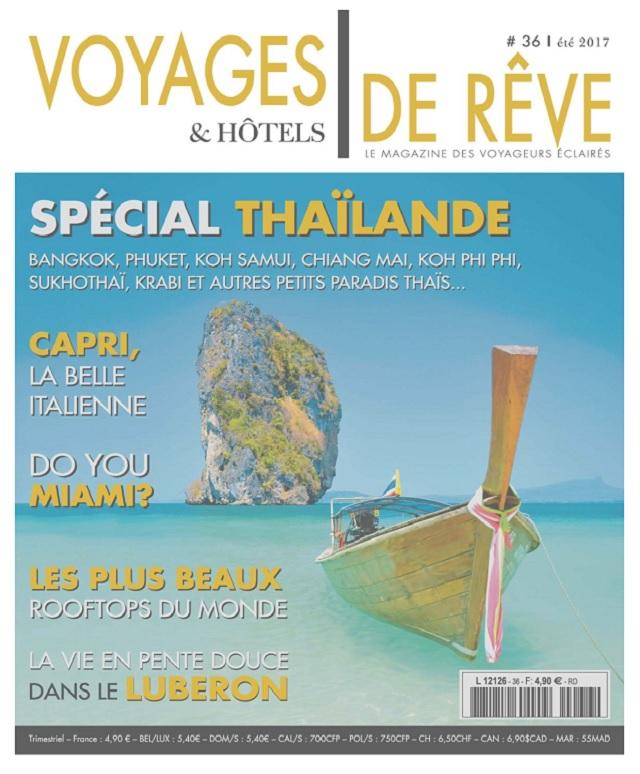 télécharger Voyages et Hôtels De Rêve N°36 - Été 2017