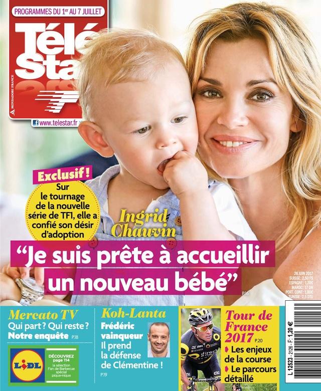 télécharger Télé Star N°2126 Du 1 au 7 Juillet 2017