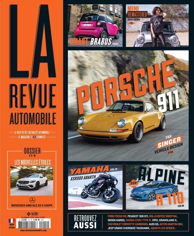 télécharger La Revue Automobile N°14 - Été 2017