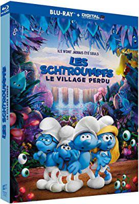Les Schtroumpfs et le village perdu BLURAY 720p FRENCH