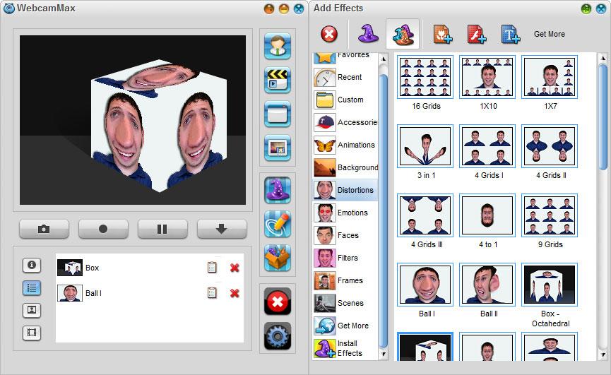 CoolwareMax WebcamMax v8.0.6.2 image