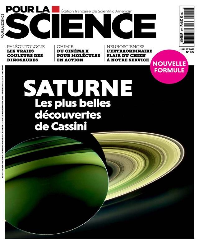 télécharger Pour La Science N°477 - Juillet 2017