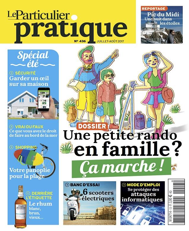 télécharger Le Particulier Pratique N°436 - Juillet-Août 2017