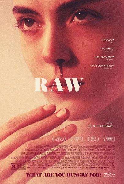 Grave / Raw (2016) PL.SUBBED.WEB-DL.XViD-MORS / Napisy: PL wtopione