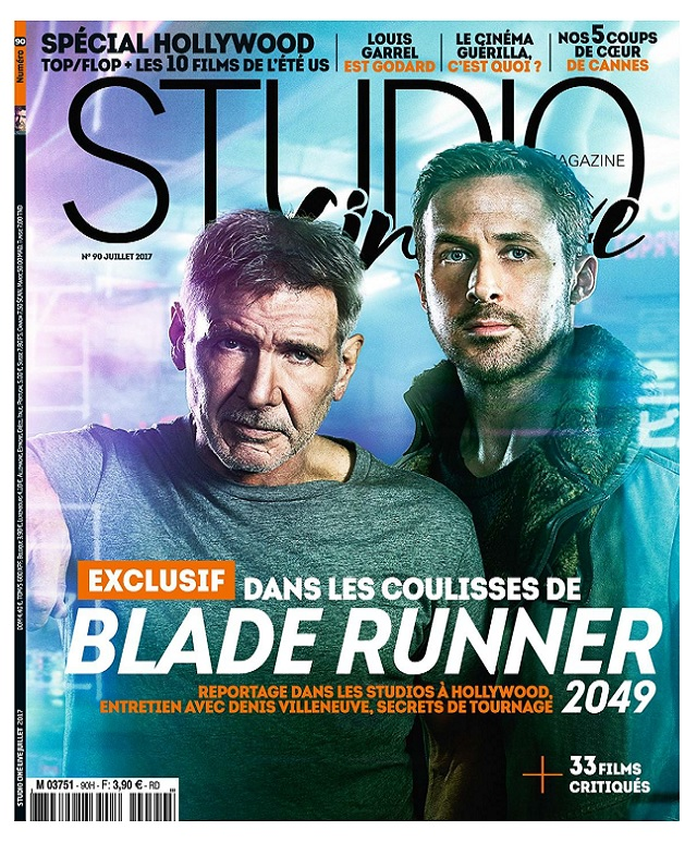 télécharger Studio Ciné Live N°90 - Juillet 2017