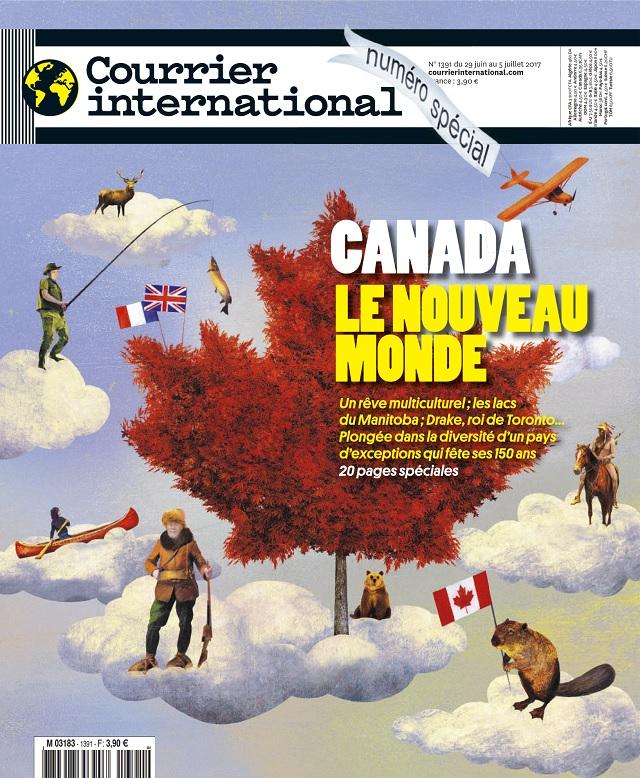 télécharger Courrier International N°1391 Du 29 Juin au 5 Juillet 2017