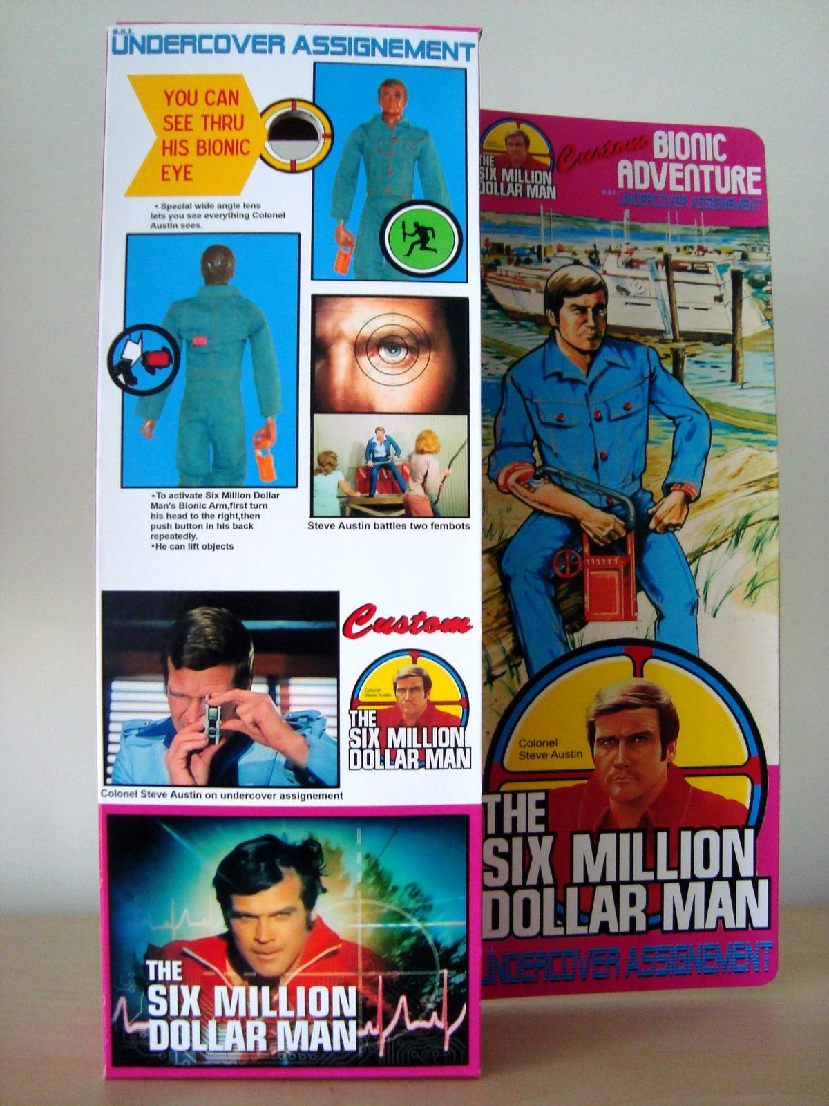 Steve Austin L'homme qui valait 3 milliards - KENNER MECCANO - Page 11 170629071250965665