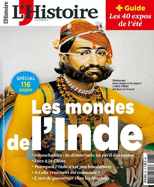 télécharger L'Histoire N°437 - Juillet-Août 2017