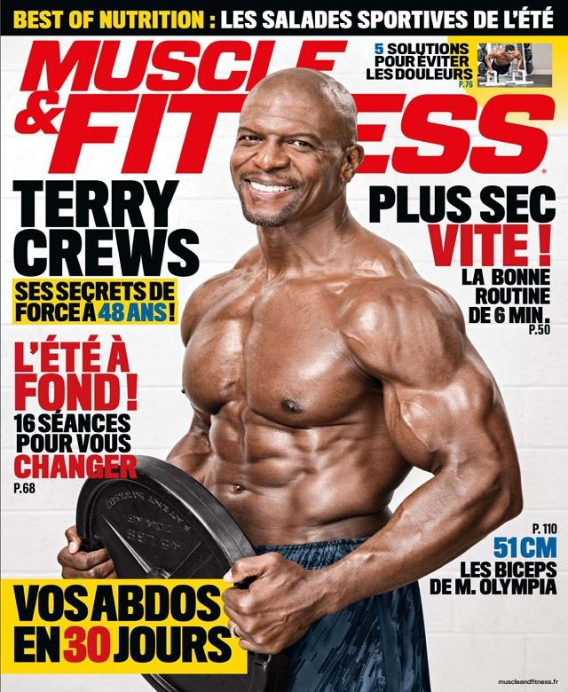 télécharger Muscle et Fitness N°358 - Août 2017