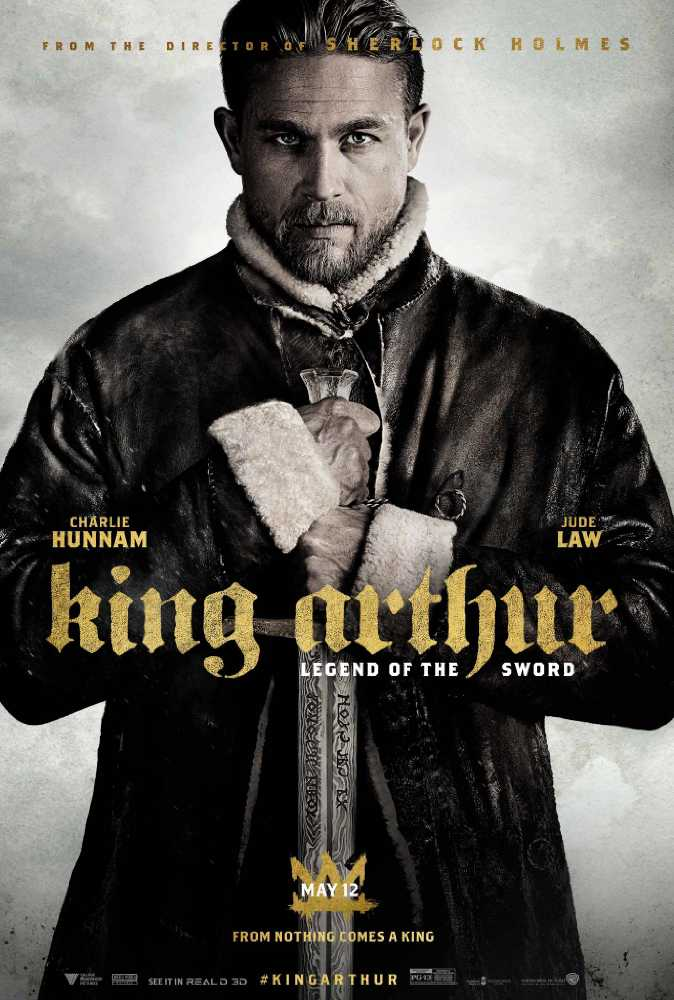 King Arthur: Legend of the Sword (2017) poster image