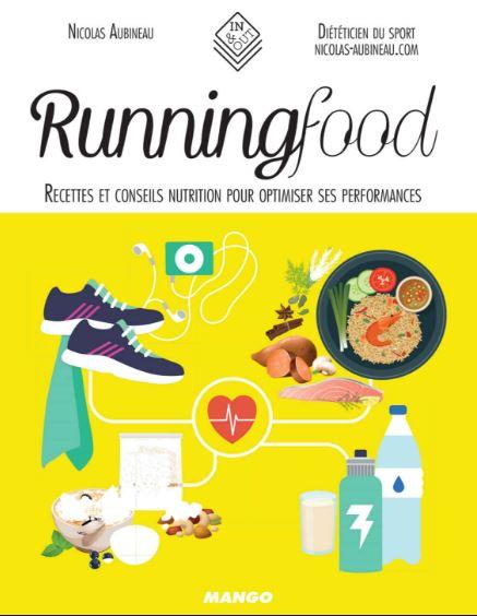 télécharger Running Food - Nicolas Aubineau 2016