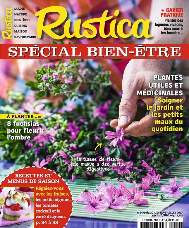 télécharger Rustica N°2479 Du 30 Juin au 6 Juillet 2017