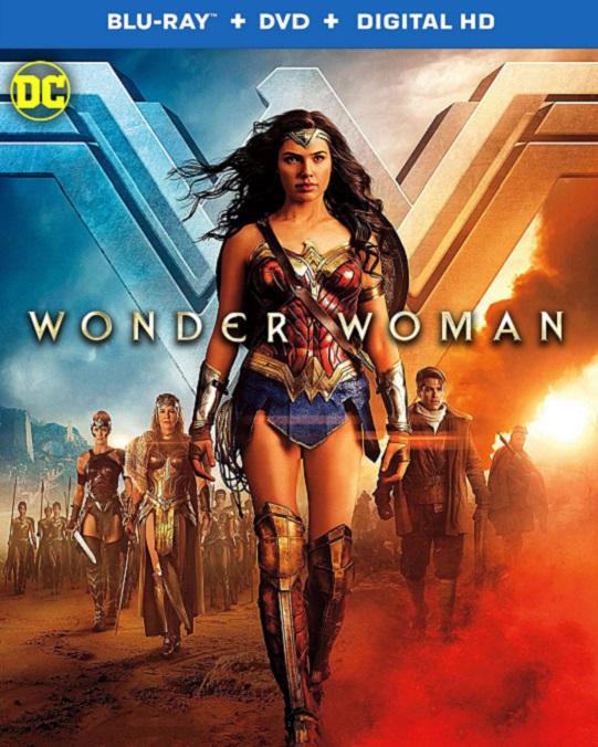 Wonder Woman (2017) poster image