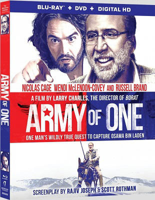 Army Of One BLURAY 1080p FRENCH