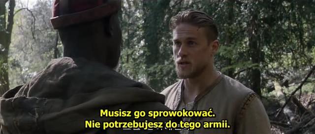 Król Artur: Legenda miecza / King Arthur: Legend of the Sword (2017)