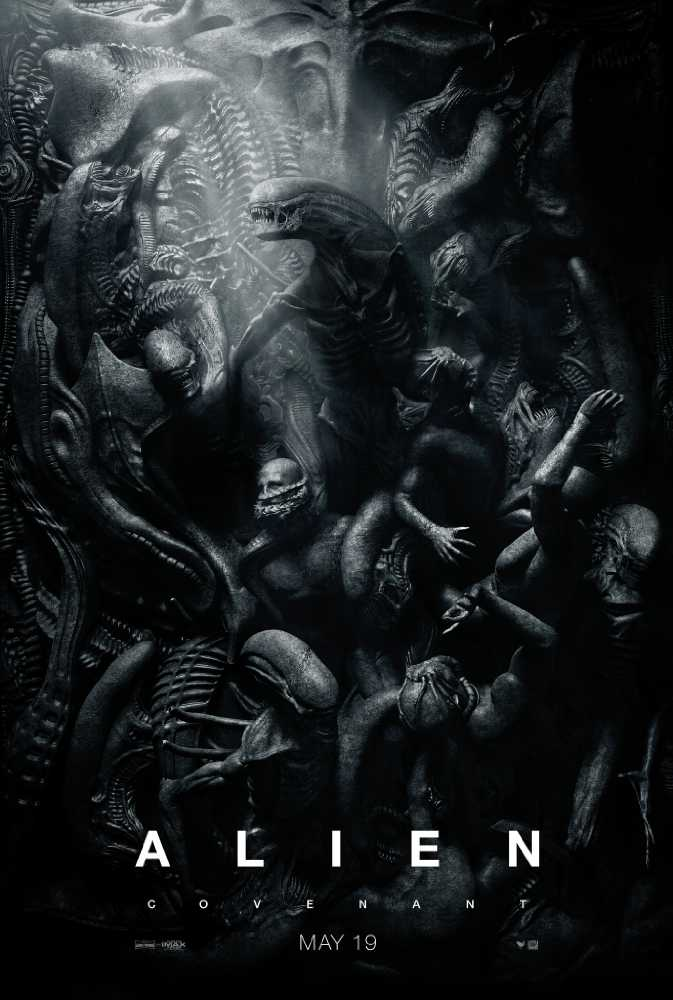 Alien: Covenant (2017) poster image