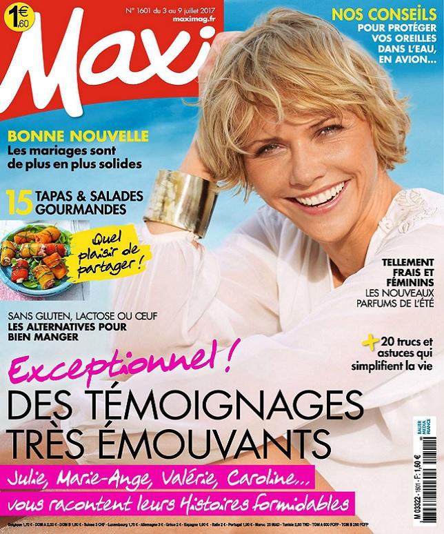 télécharger Maxi N°1601 Du 3 Au 9 Juillet 2017