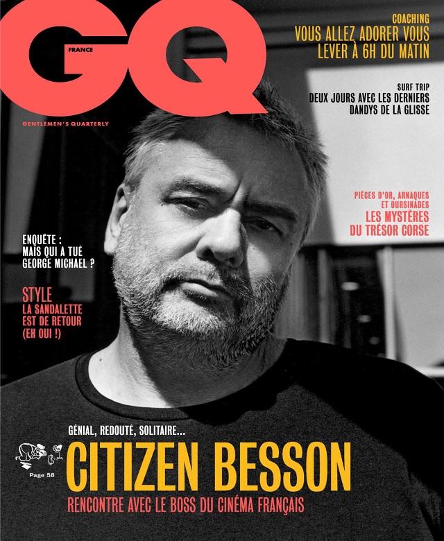 télécharger GQ N°112  - Août 2017