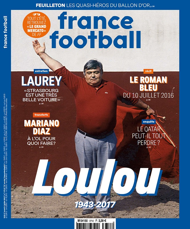 télécharger France Football N°3713 Du 4 Juillet 2017