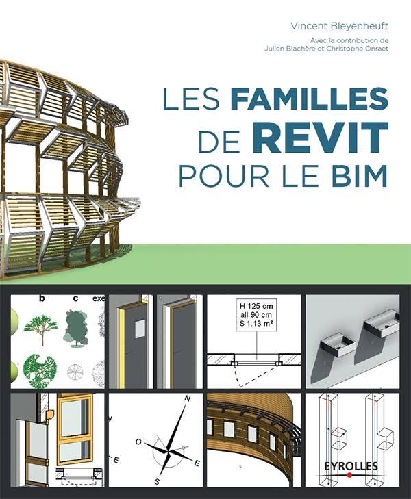 télécharger LES FAMILLES DE REVIT POUR LE BIM