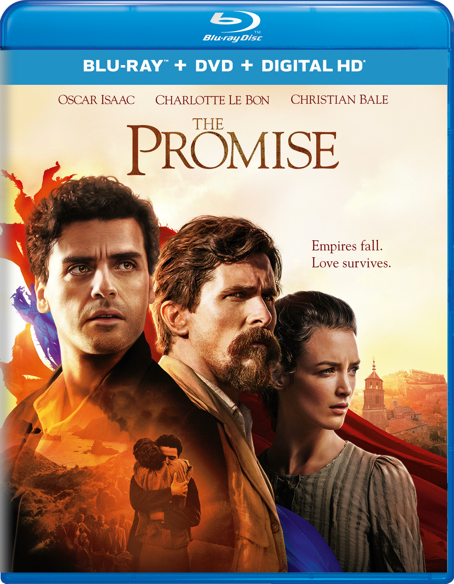 The Promise (2016) poster image