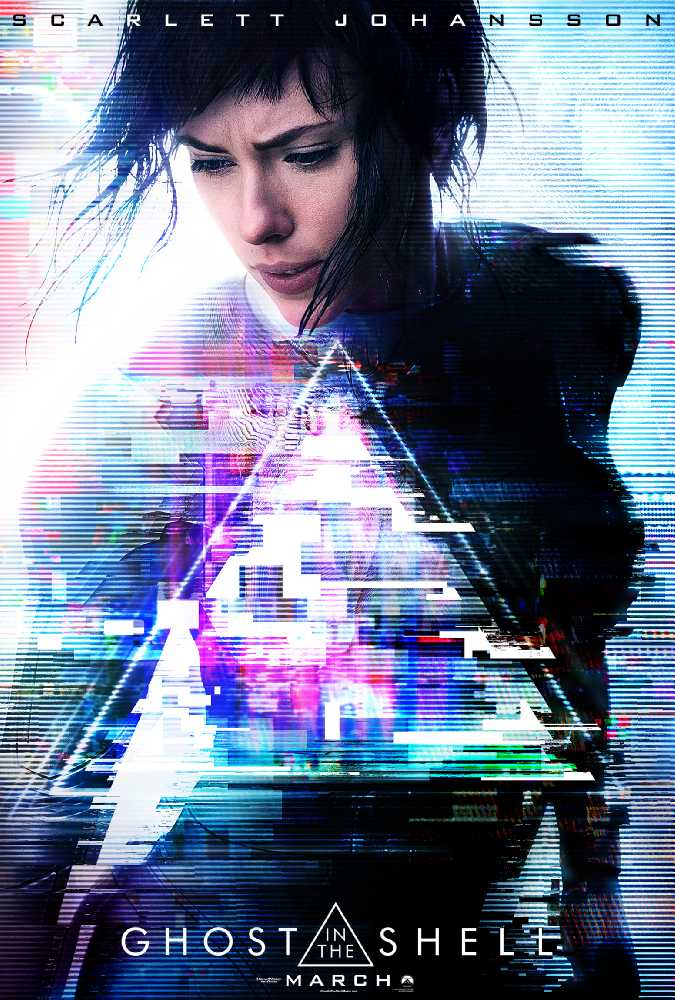 Ghost in the Shell (2017) poster image