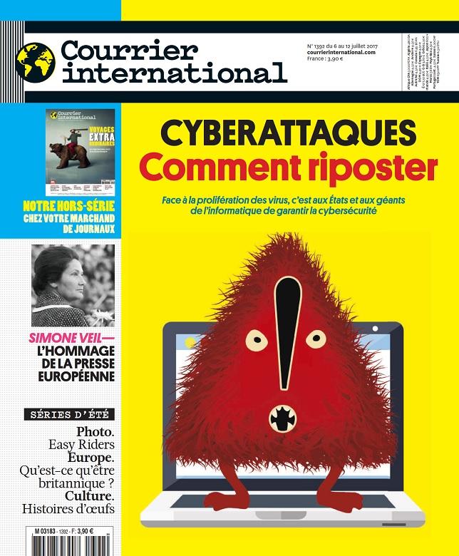 télécharger Courrier International N°1392 Du 6 au 12 Juillet 2017