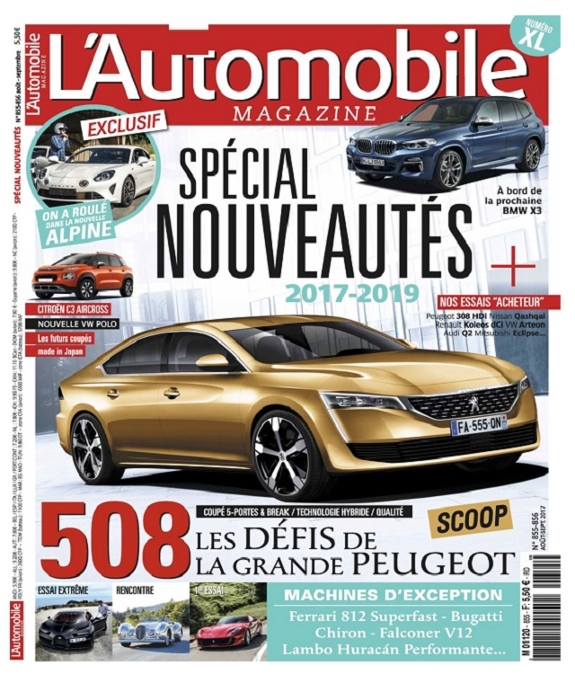 télécharger L'Automobile Magazine N°855 - Aout-Septembre 2017