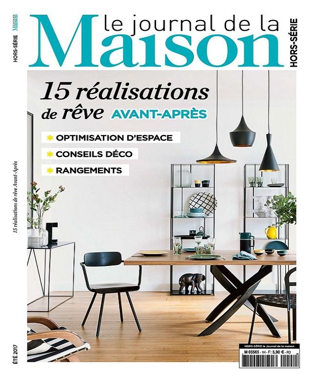 télécharger Le Journal De La Maison Hors Série N°14 - Été 2017
