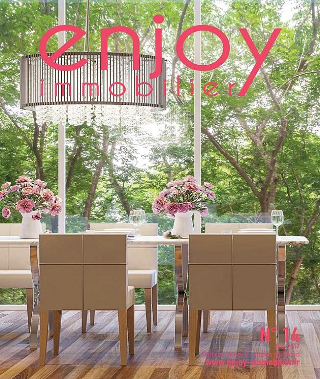 Enjoy Immobilier N°14 - Été 2017