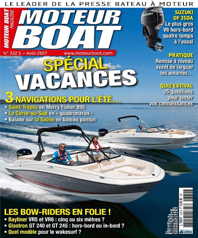 télécharger Moteur Boat N°332 - Août 2017