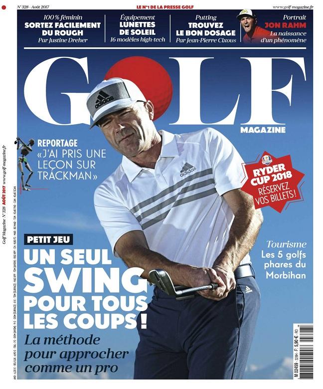 télécharger Golf Magazine N°328 - Août 2017